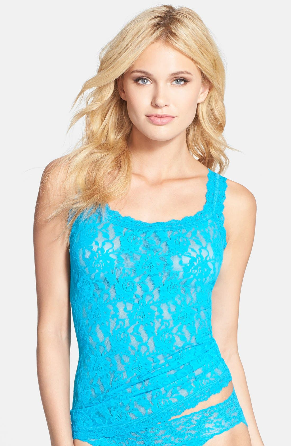 Alternate Image 1 Selected - Hanky Panky 'Signature Lace' Camisole