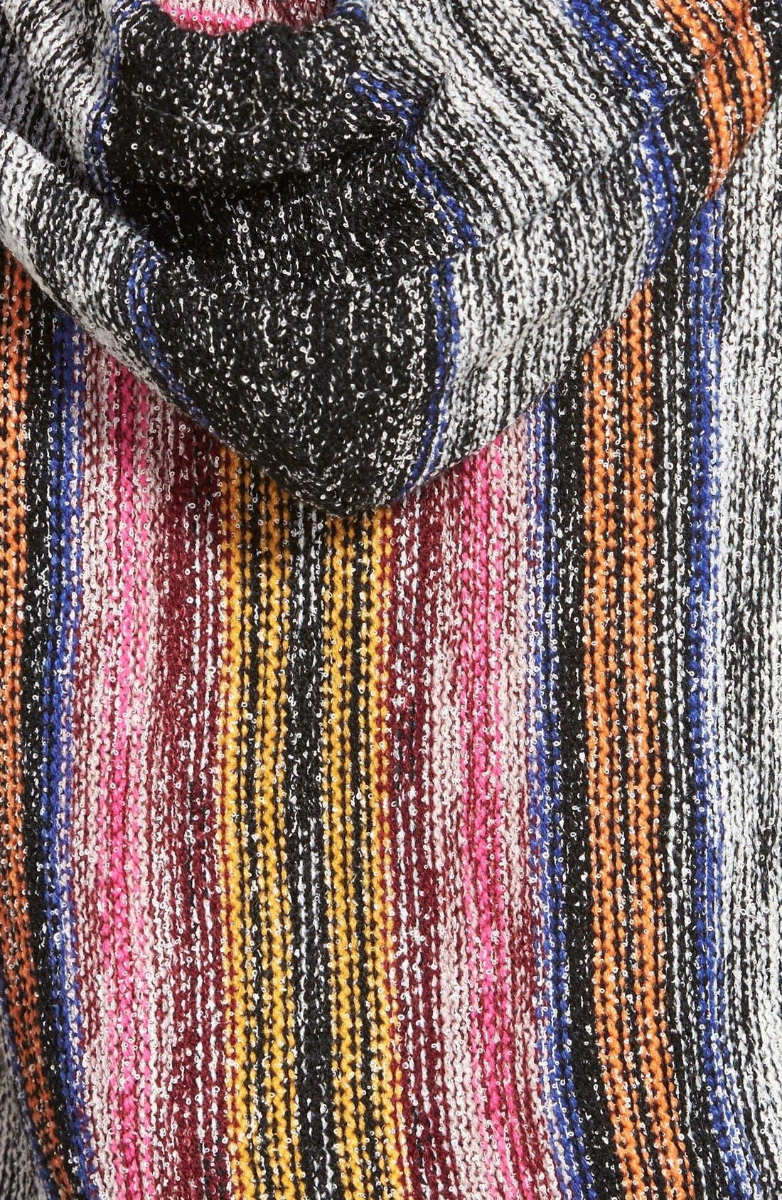 Alternate Image 3  - Billabong 'Baja' Poncho Sweater