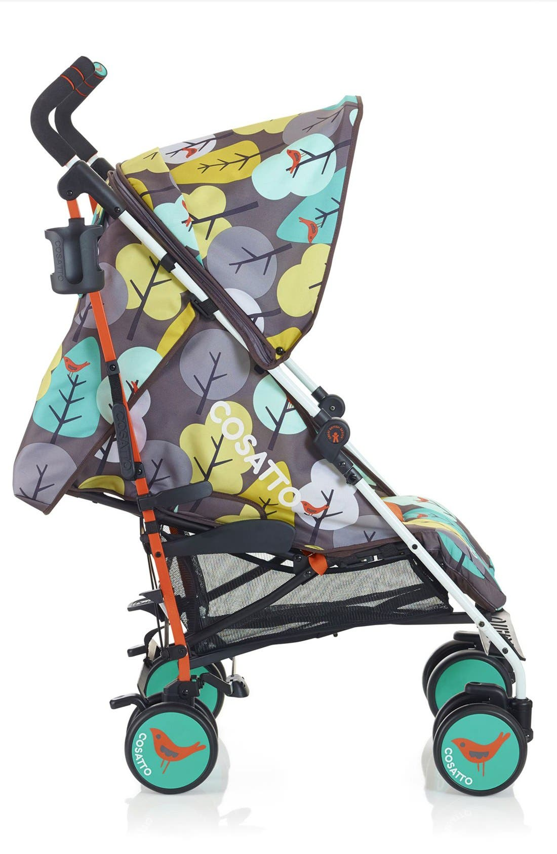 Alternate Image 5  - Cosatto 'Supa - Firebird' Pushchair Stroller
