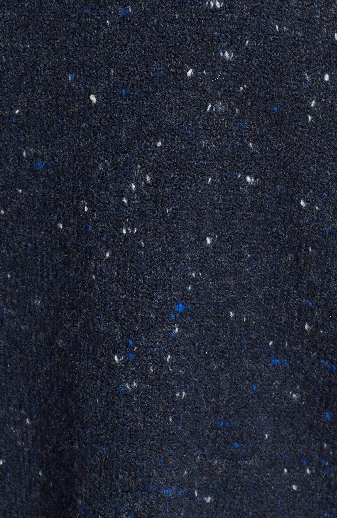 Alternate Image 3  - eskandar Lightweight Tweed Turtleneck Sweater