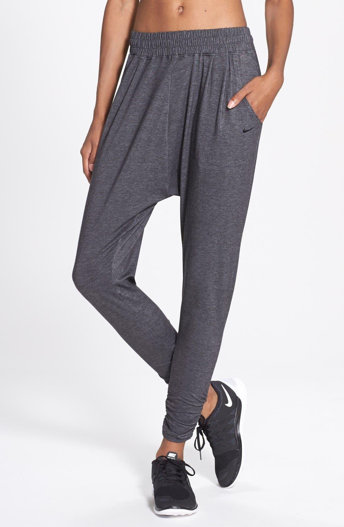 Alternate Image 1 Selected - Nike 'Avant Move' Dri-FIT Harem Pants