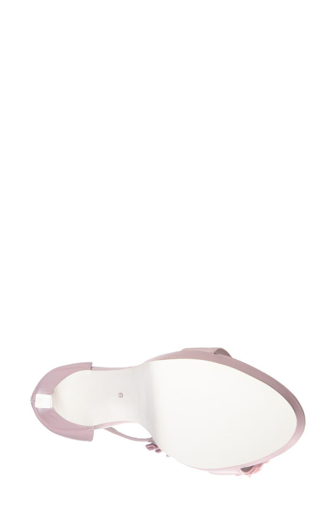 Alternate Image 4  - Jeffrey Campbell 'Cilla-Rose' Platform Sandal (Women)