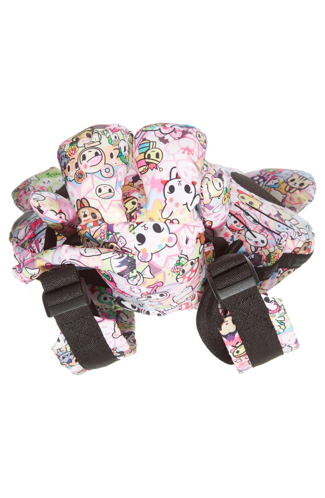Alternate Image 6  - tokidoki x LeSportsac 'Palette' Backpack