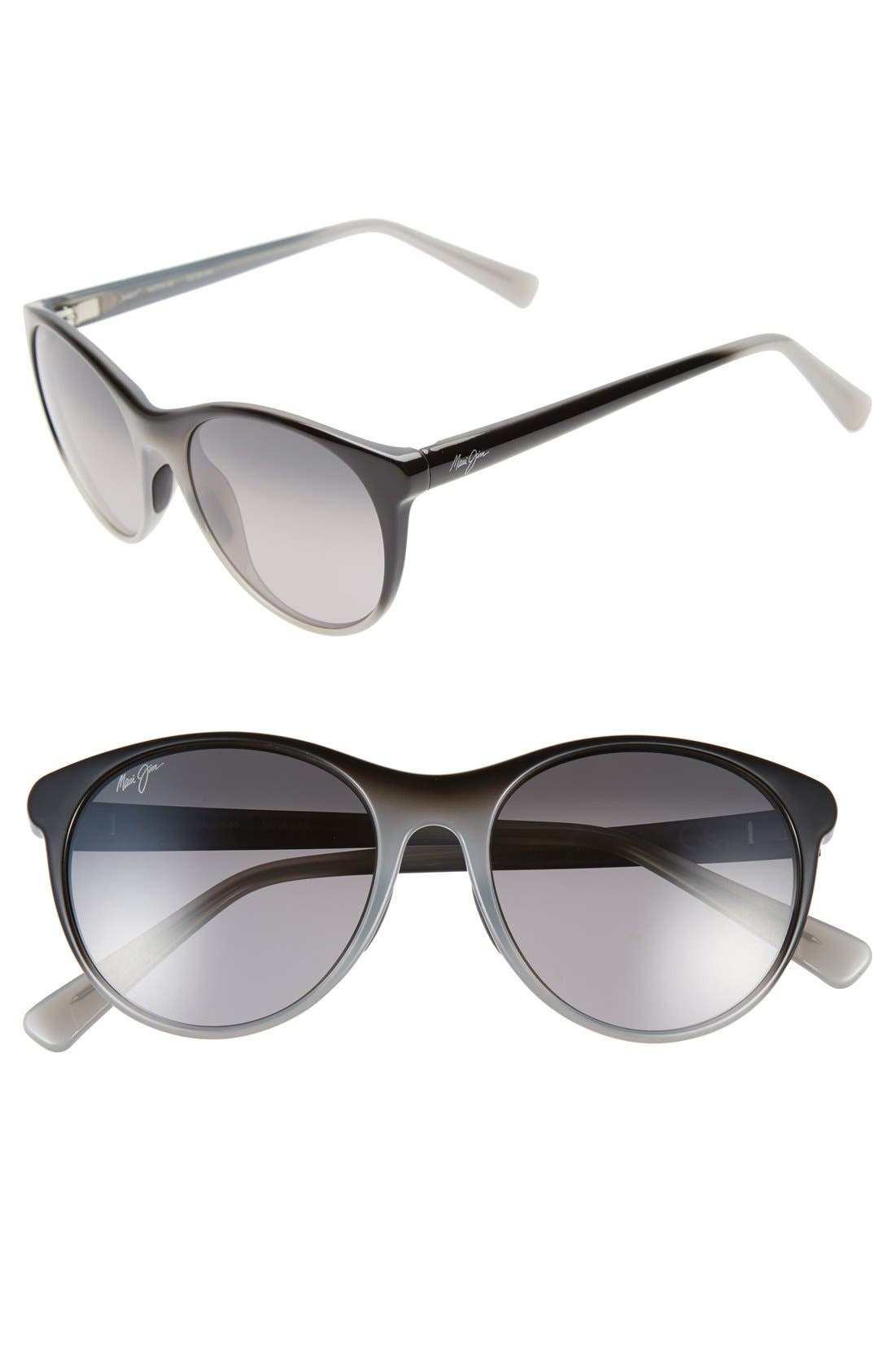 Alternate Image 1 Selected - Maui Jim Mannikin 54mm PolarizedPlus® Cat Eye Sunglasses