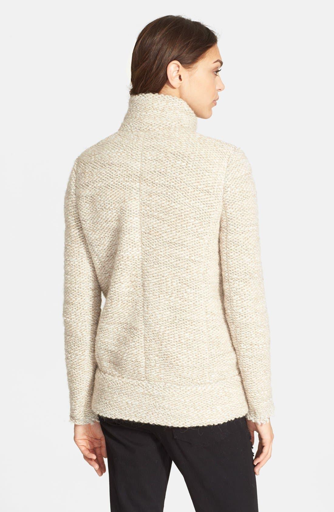 Alternate Image 2  - IRO 'Ajuma' Chunky Knit Jacket