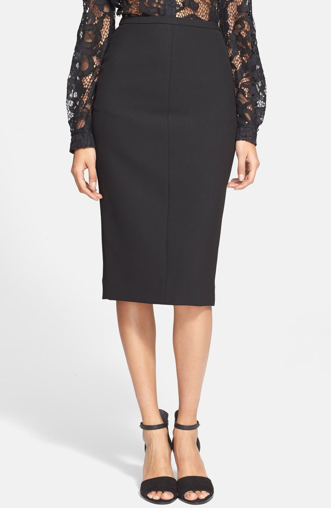 Alternate Image 1 Selected - Diane von Furstenberg 'Samara' Pencil Skirt