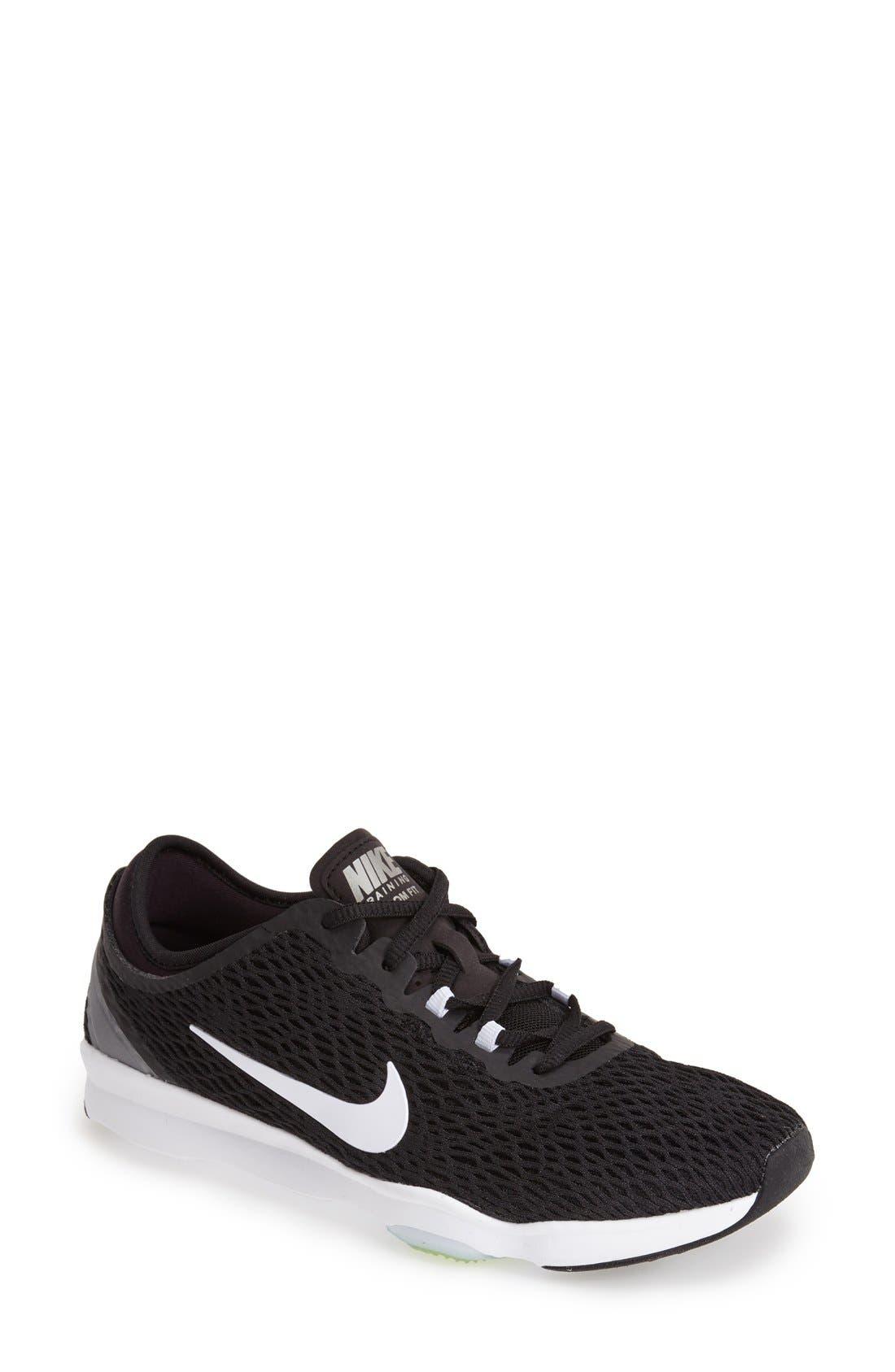 Main Image - Nike 'Zoom Fit' Mesh Training Shoe (Women)