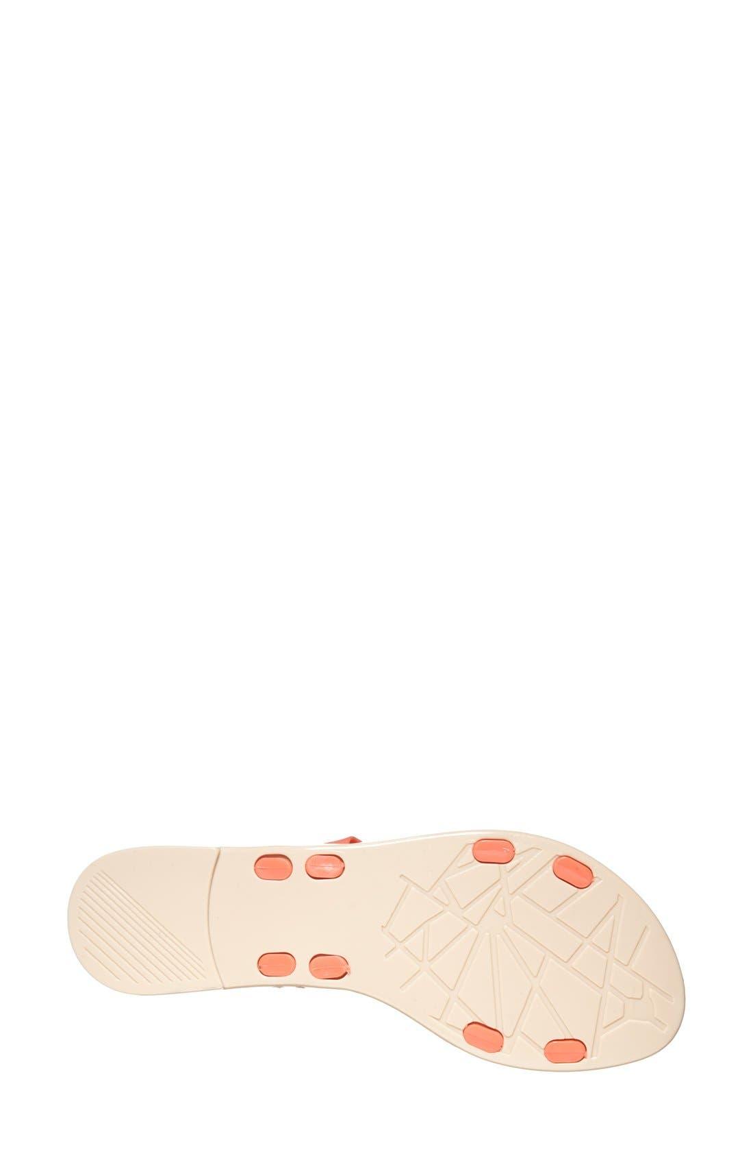 Alternate Image 4  - REPORT Signature 'Jakota' Jelly Sandal (Women)