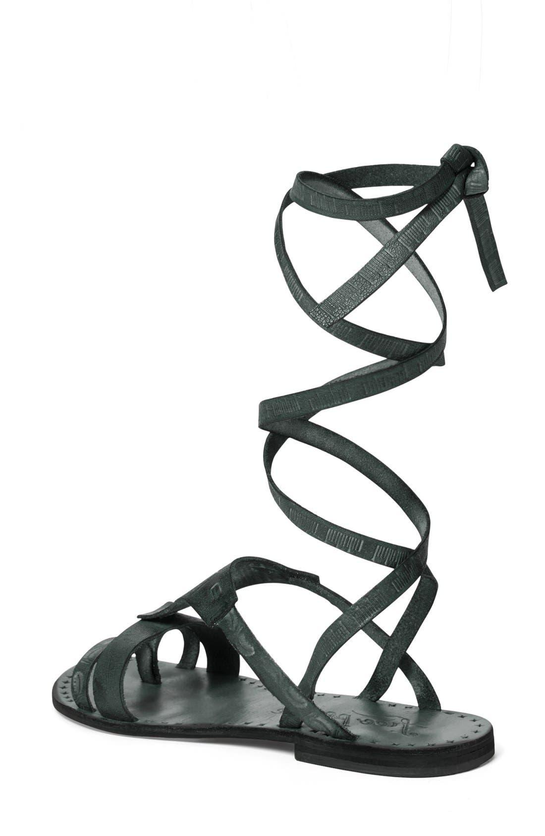 Alternate Image 2  - Free People 'Oliviera' Gladiator Sandal (Women)