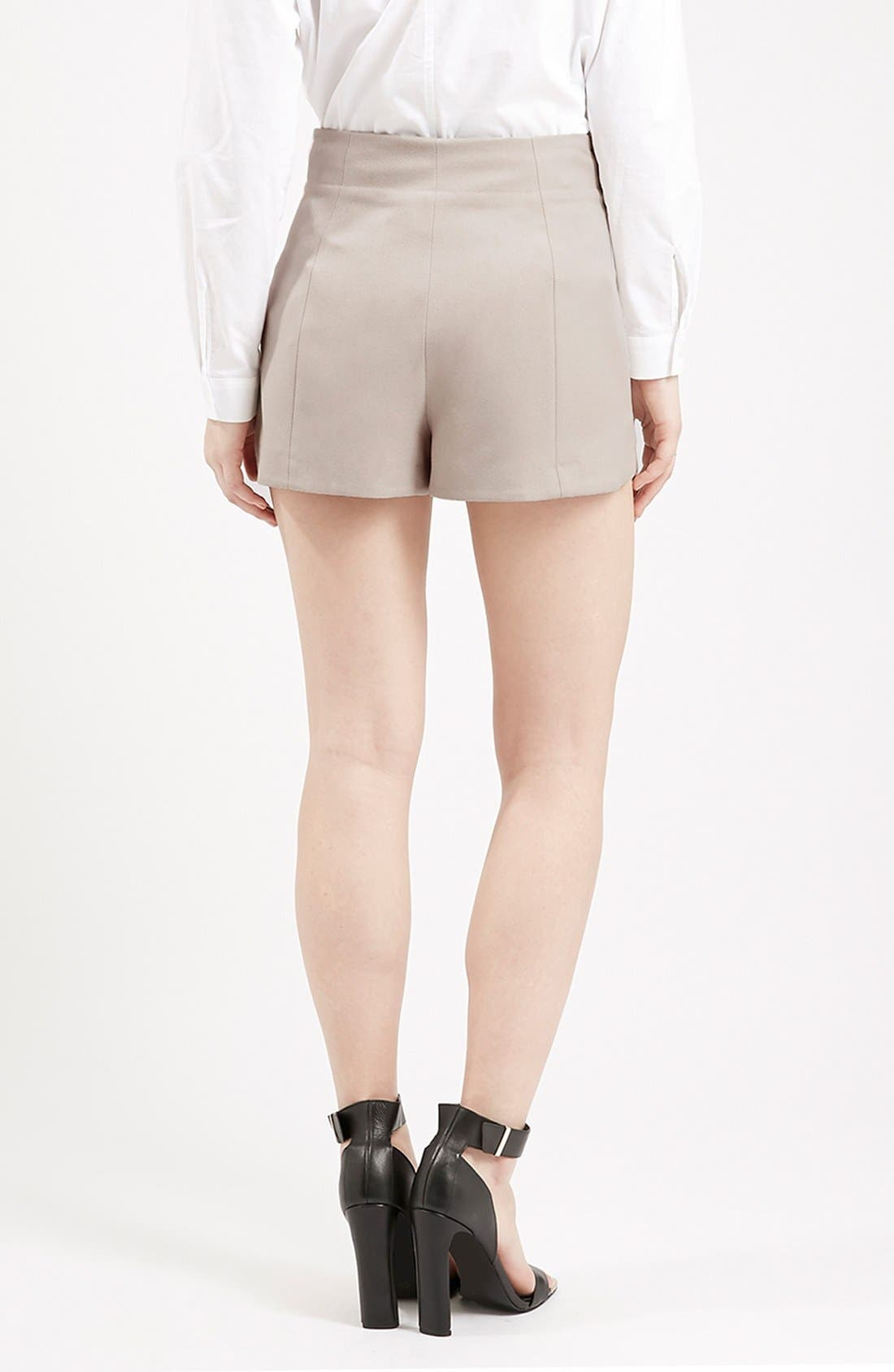 Alternate Image 3  - Topshop Utility Shorts (Nordstrom Exclusive)