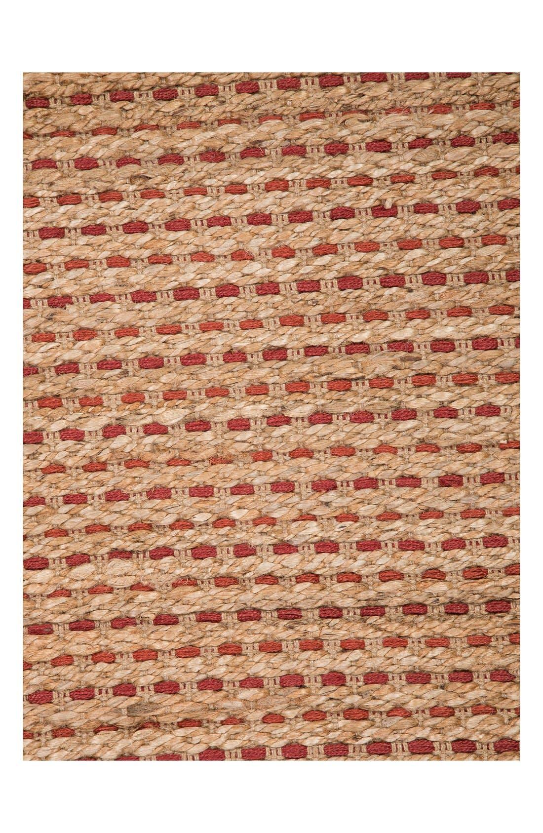 Alternate Image 3  - Jaipur 'Yarm' Jute Accent Rug