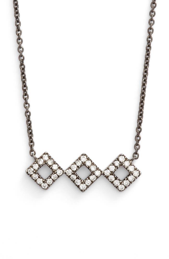 Dana Rebecca Designs Diamond Pendant Necklace Nordstrom