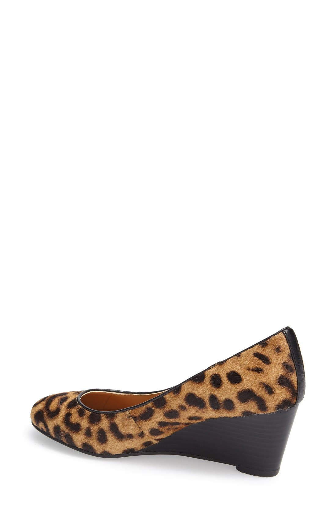 Alternate Image 2  - Nine West 'Ispy' Wedge Pump (Women)