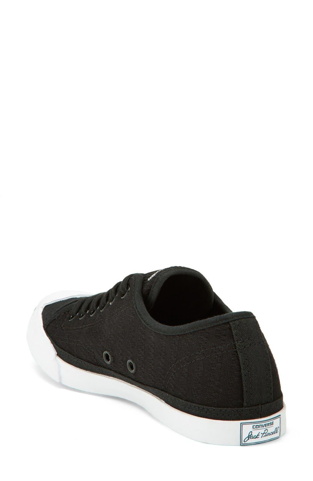 Alternate Image 2  - Converse 'Jack Purcell' Garment Dye Low Top Sneaker (Women) (Nordstrom Exclusive)