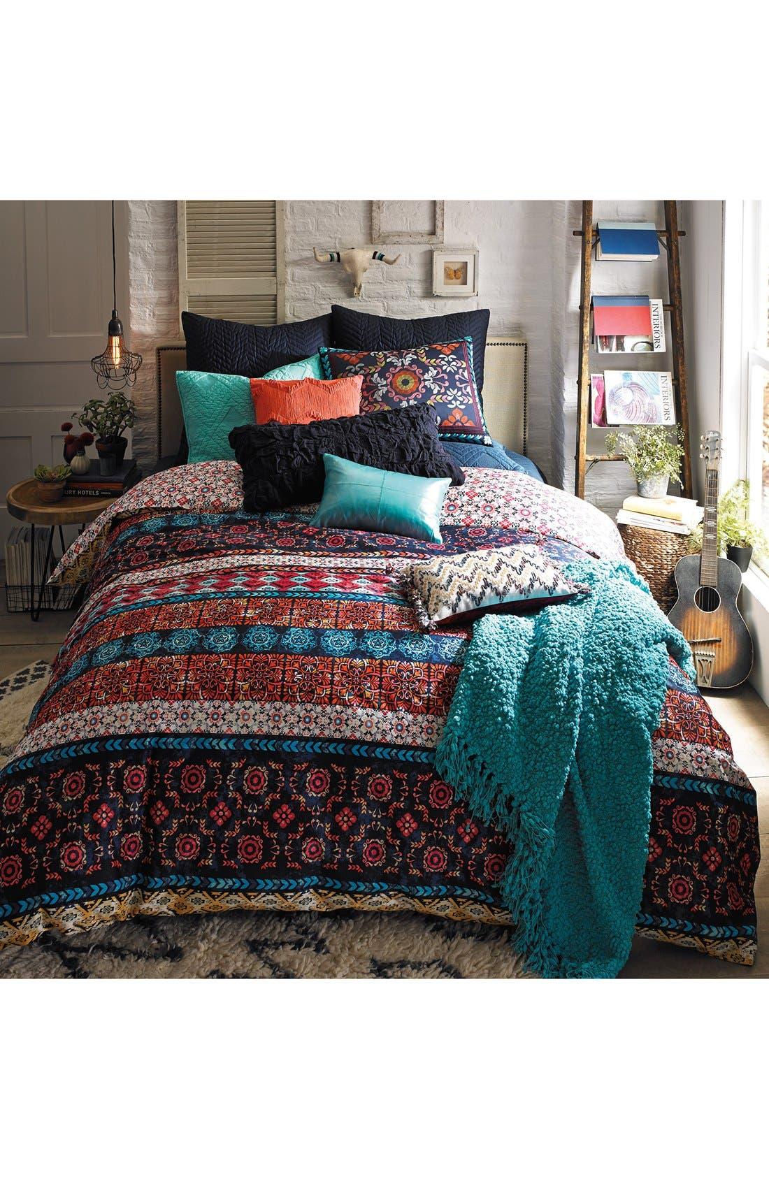 Alternate Image 1 Selected - Blissliving Home Madero Reversible Duvet Cover & Sham Set