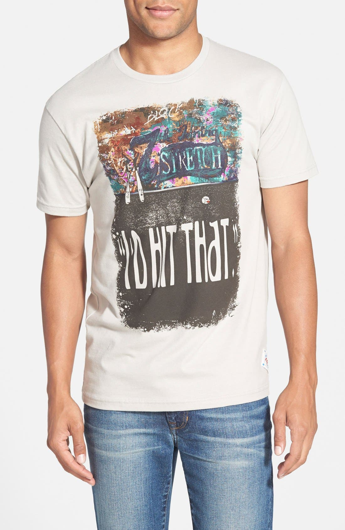 7th Inning Stretch 'I'd Hit That' Graphic T-Shirt