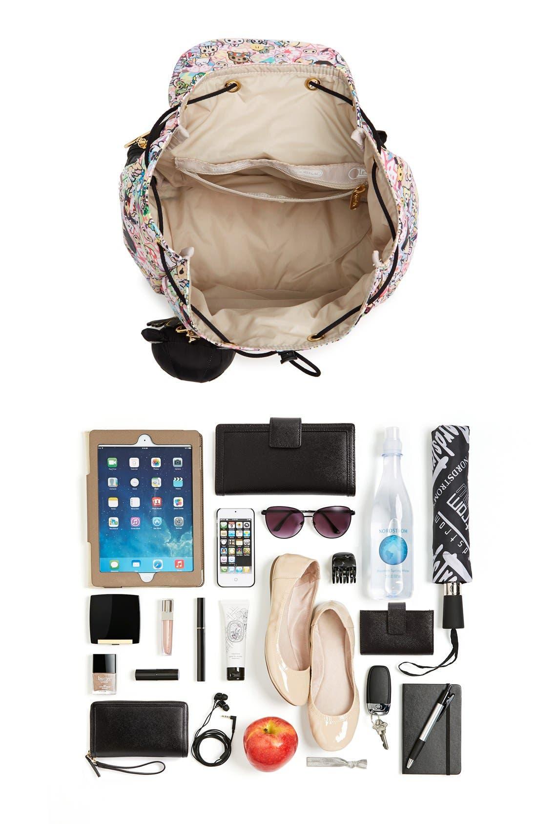 Alternate Image 2  - tokidoki x LeSportsac 'Piccolina' Nylon Backpack