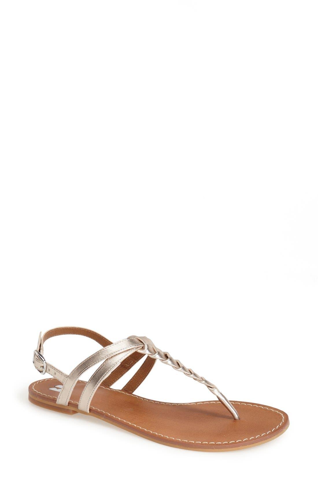 Alternate Image 1 Selected - BP. 'Surf' Flat Sandal (Women)