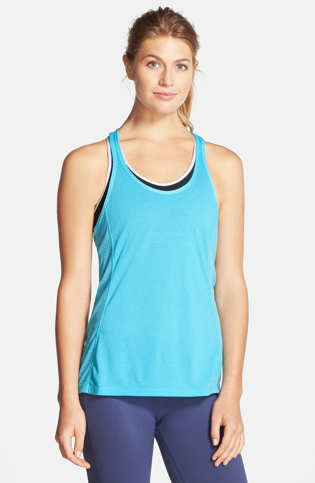 Alternate Image 1 Selected - Under Armour 'Fly By' Tank