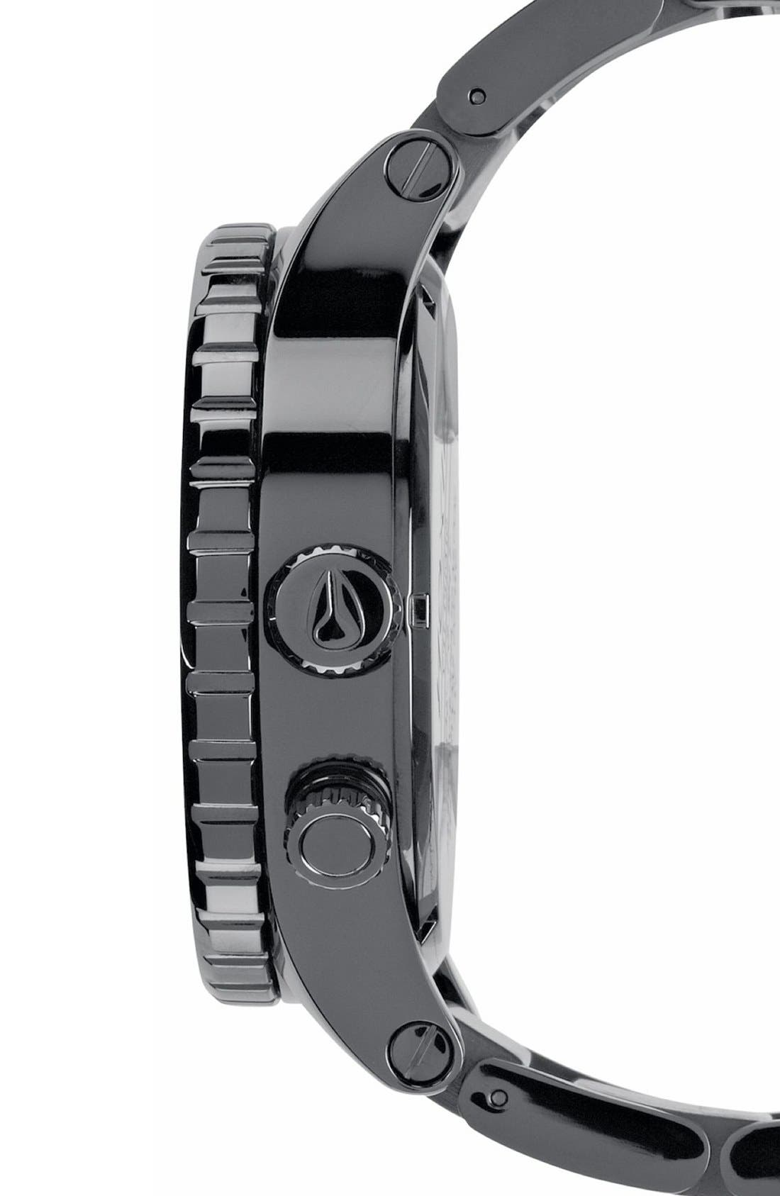 Alternate Image 2  - Nixon 'The 51-30' Bracelet Watch