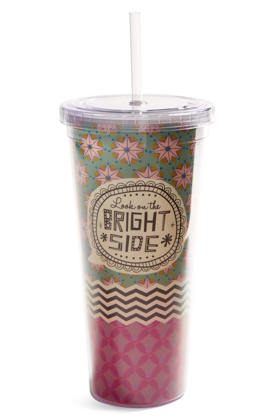 Alternate Image 1 Selected - Natural Life 'Look On The Bright Side' Travel Cup