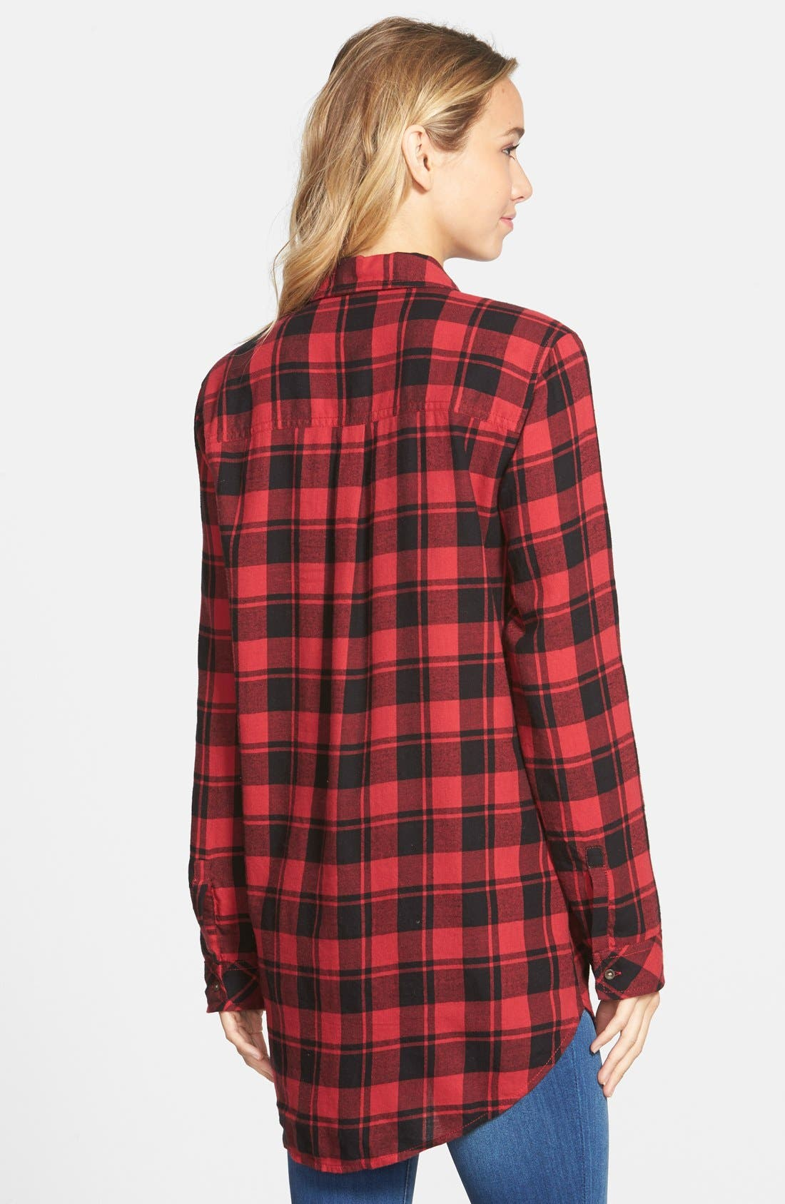 Alternate Image 2  - BP. Plaid Shirt