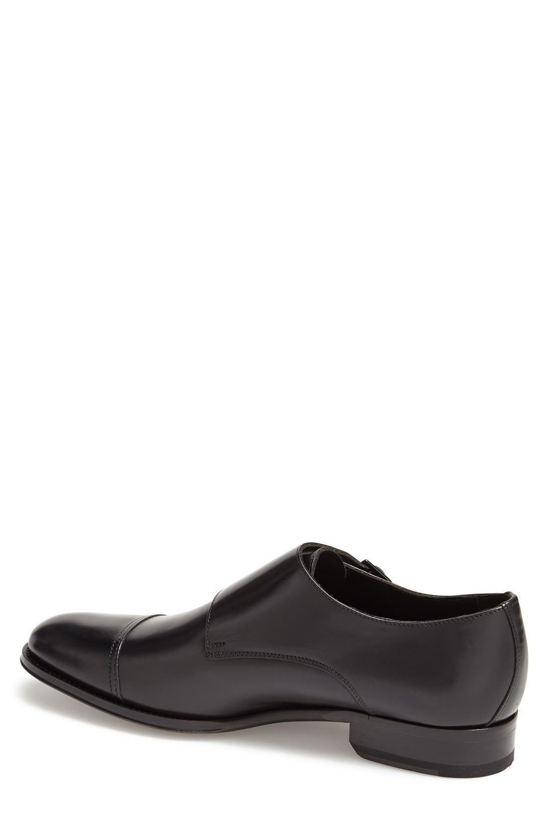 Alternate Image 2  - To Boot New York 'Medford' Double Monk Strap Shoe (Men)