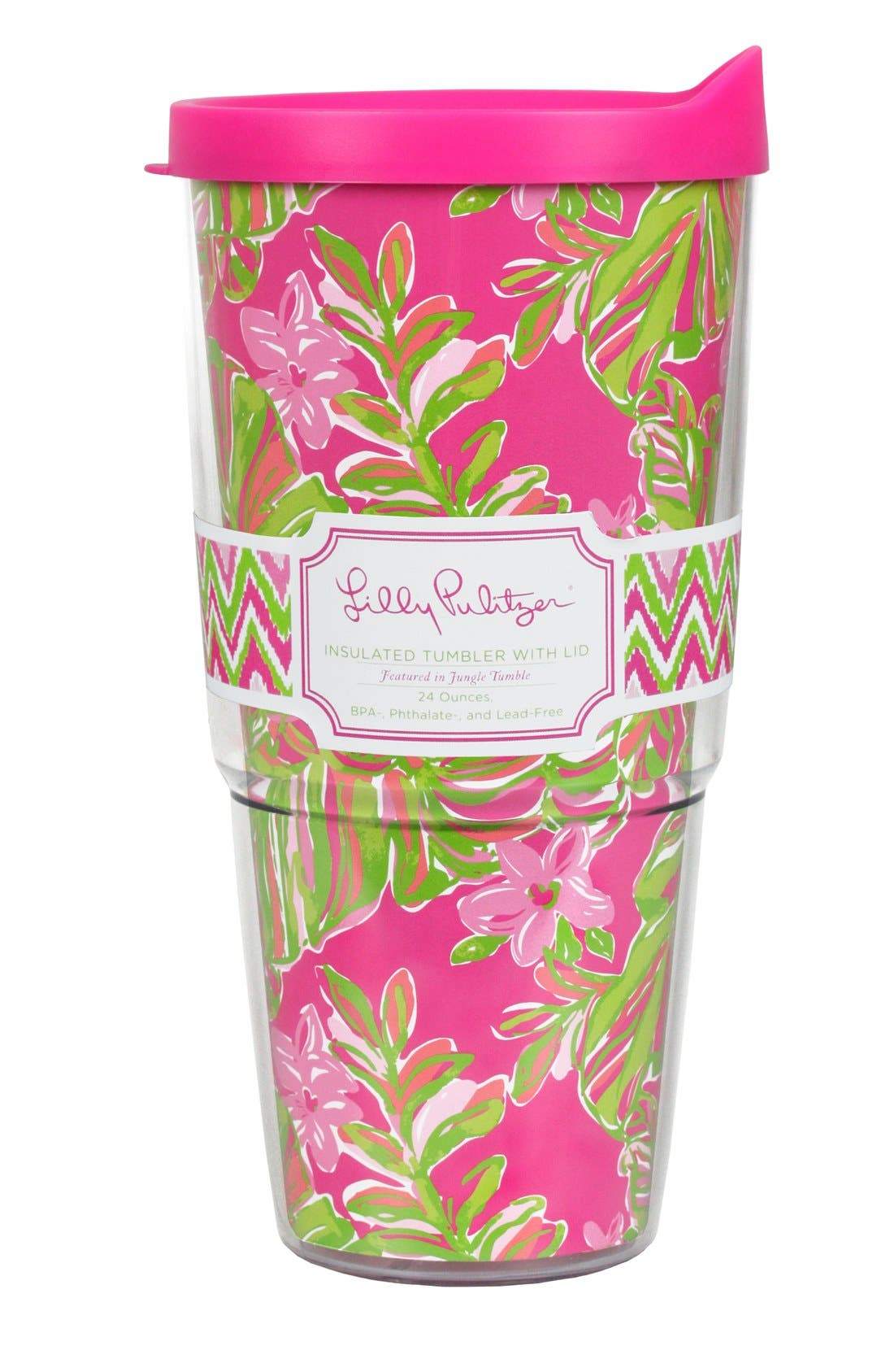 Alternate Image 1 Selected - Lilly Pulitzer® Insulated Travel Tumbler