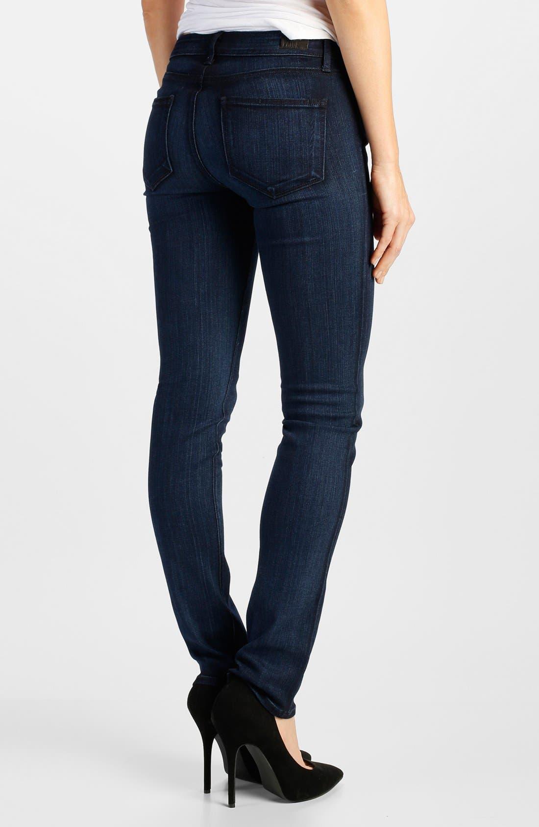 Alternate Image 2  - Paige Denim 'Transcend - Skyline' Skinny Jeans (Georgie)