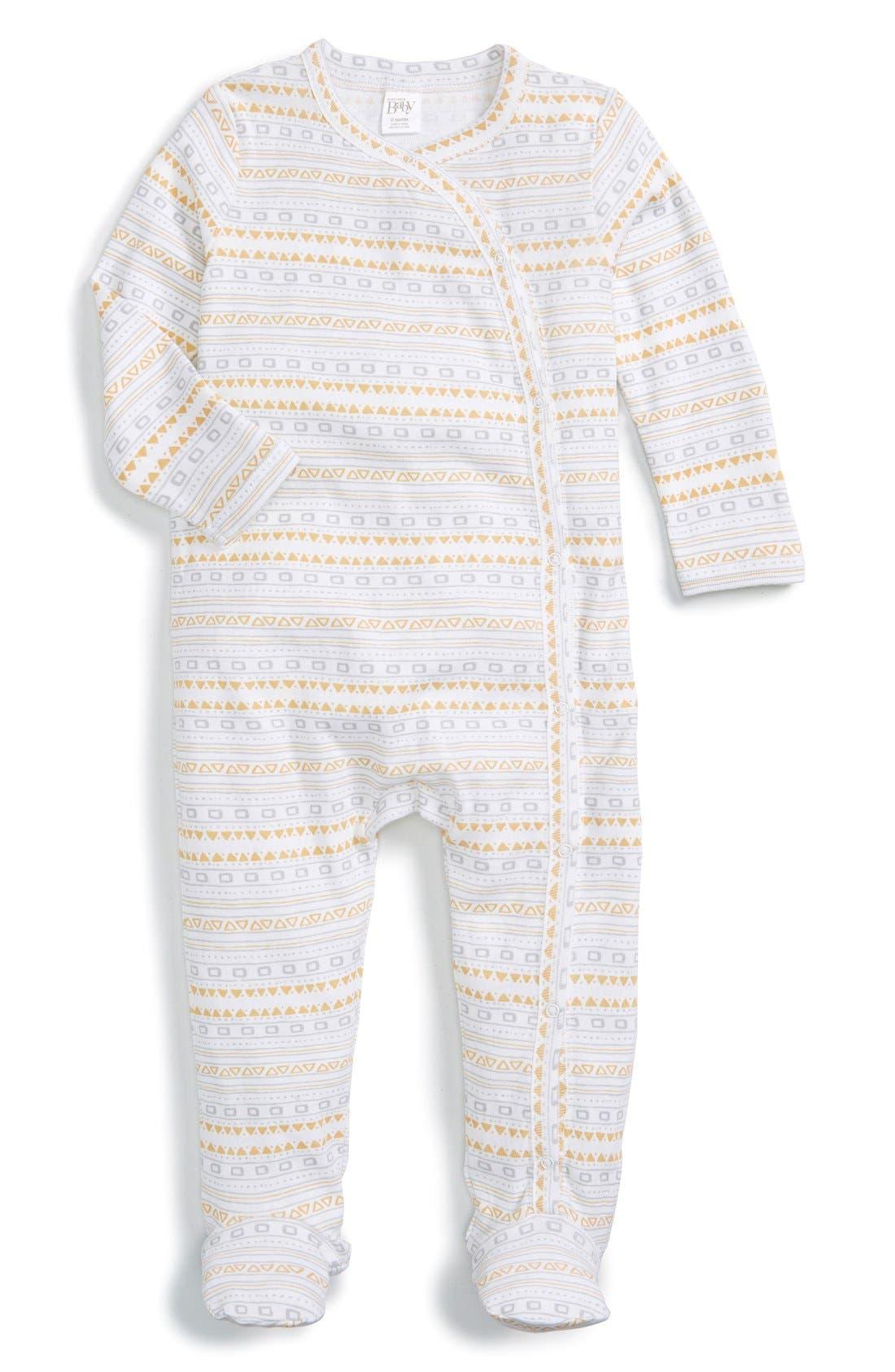 Main Image - Nordstrom Baby Footie (Baby)