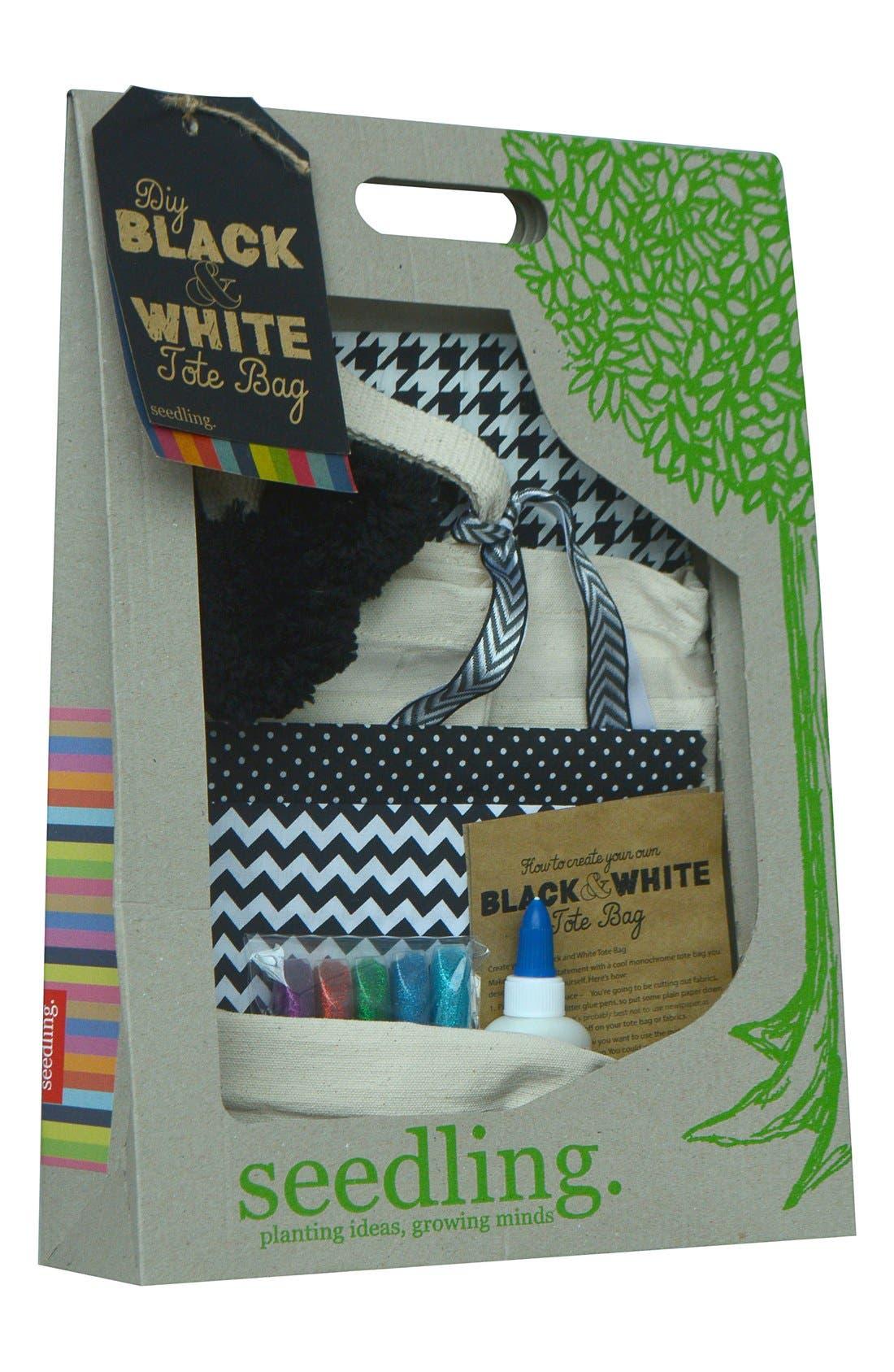 SEEDLING 'DIY Tote Bag' Kit