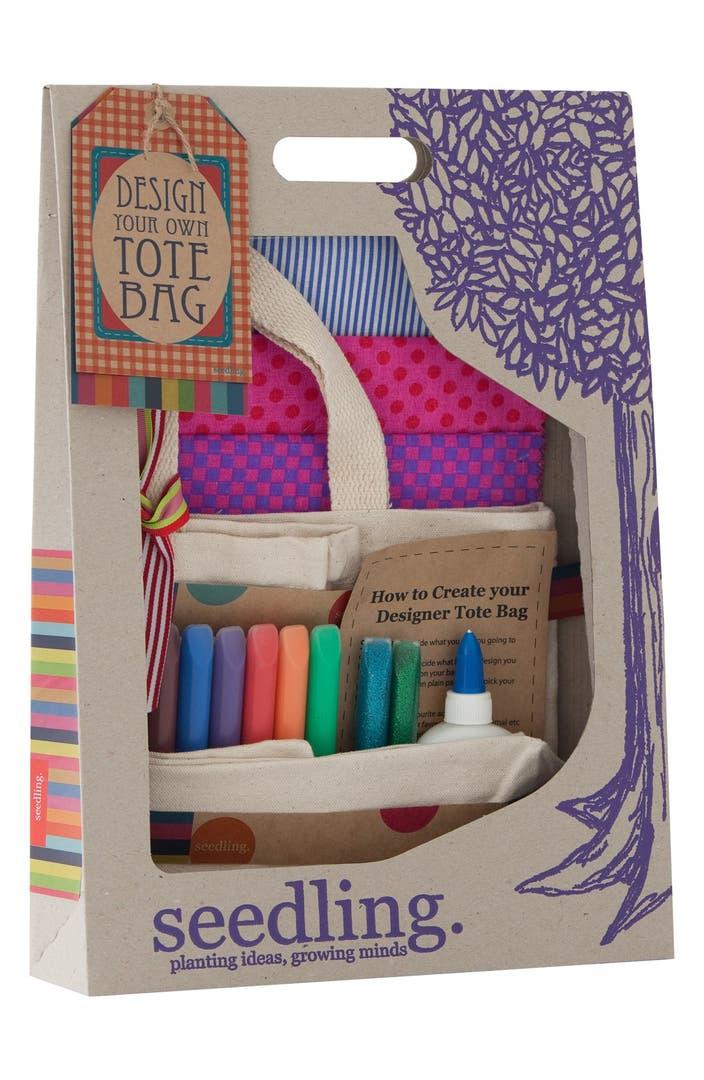 Seedling 'Design Your Own Tote Bag' Kit