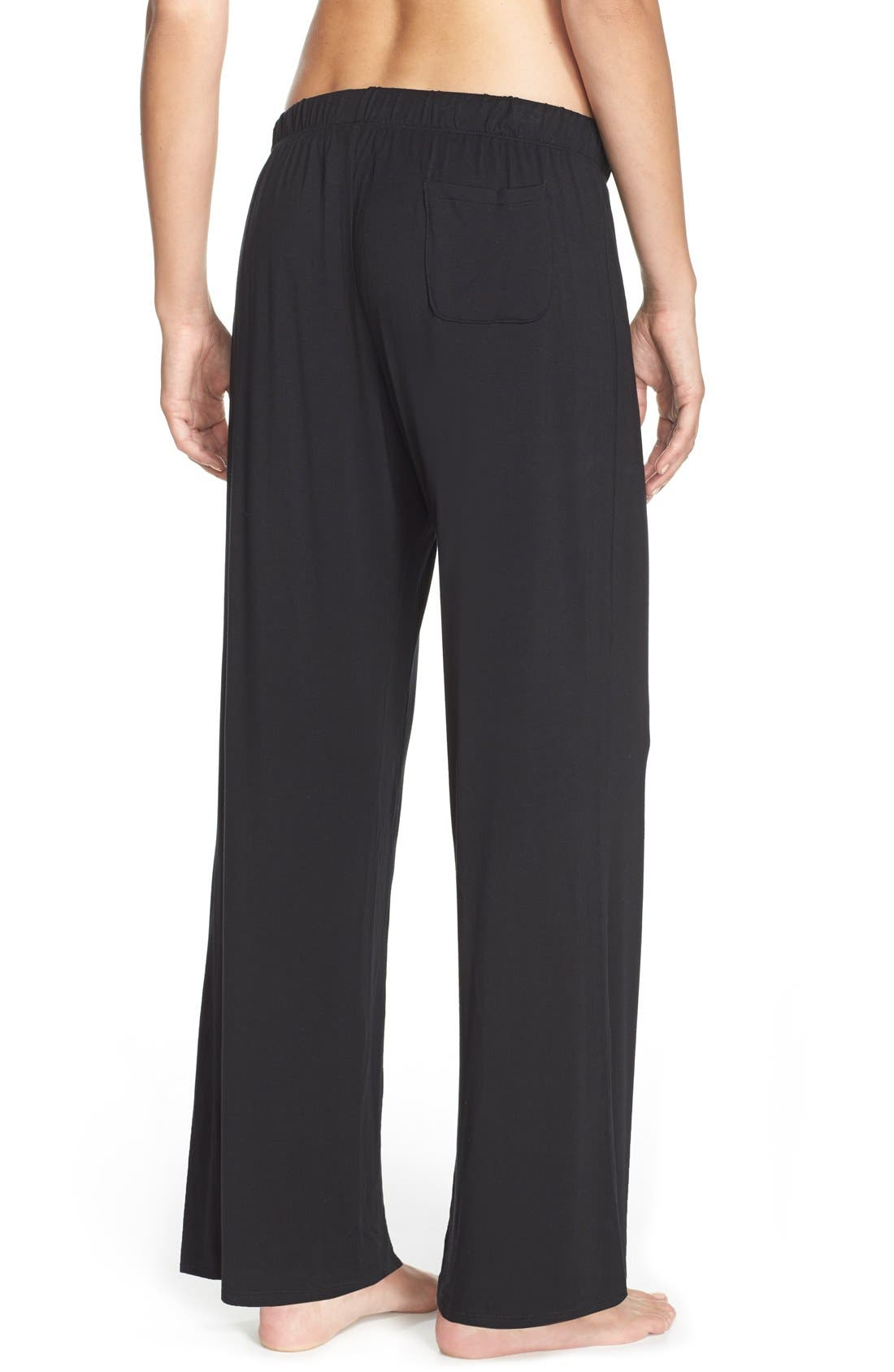 Alternate Image 2  - Fleur't With Me Stretch Lounge Pants