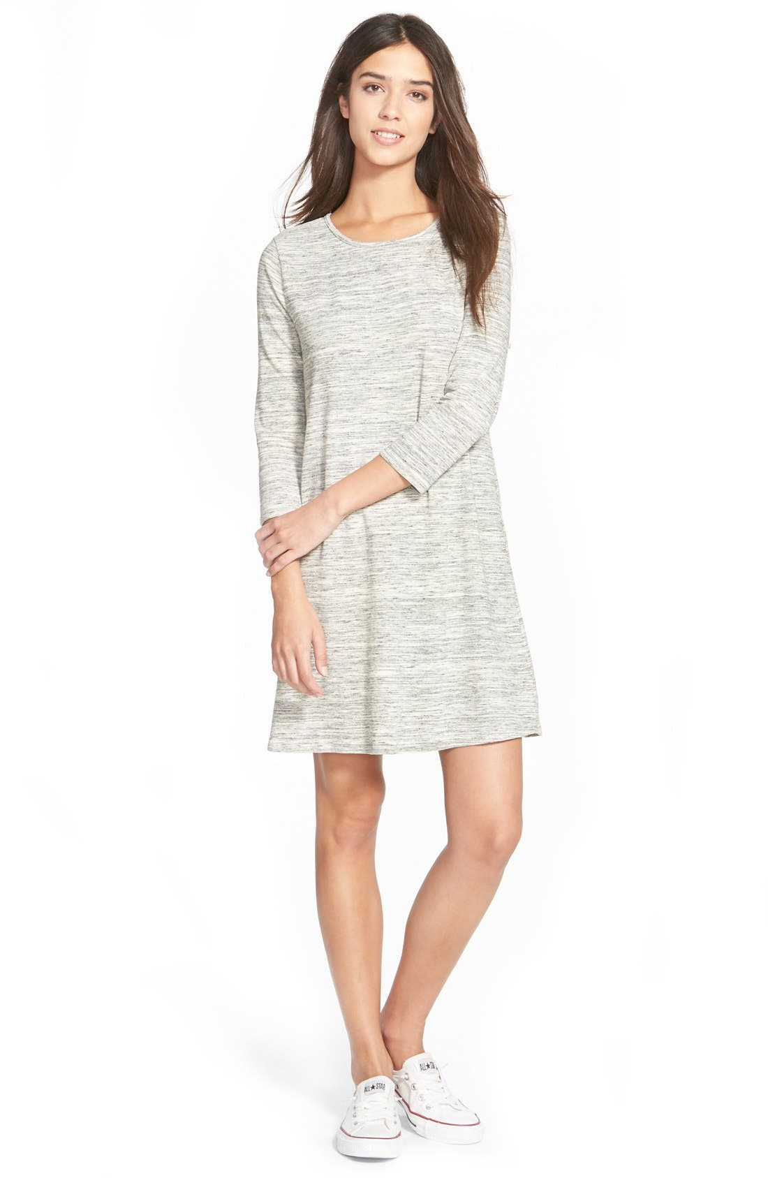 Alternate Image 1 Selected - One Clothing T-Shirt Dress