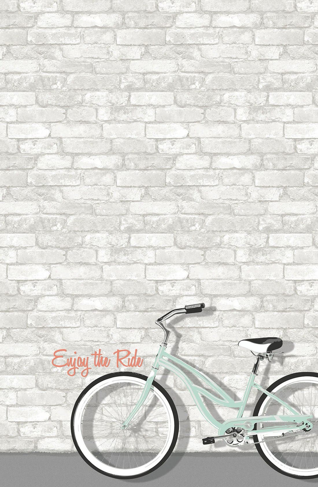Alternate Image 1 Selected - Wallpops 'Enjoy the Ride' Dry Erase Wall Decal