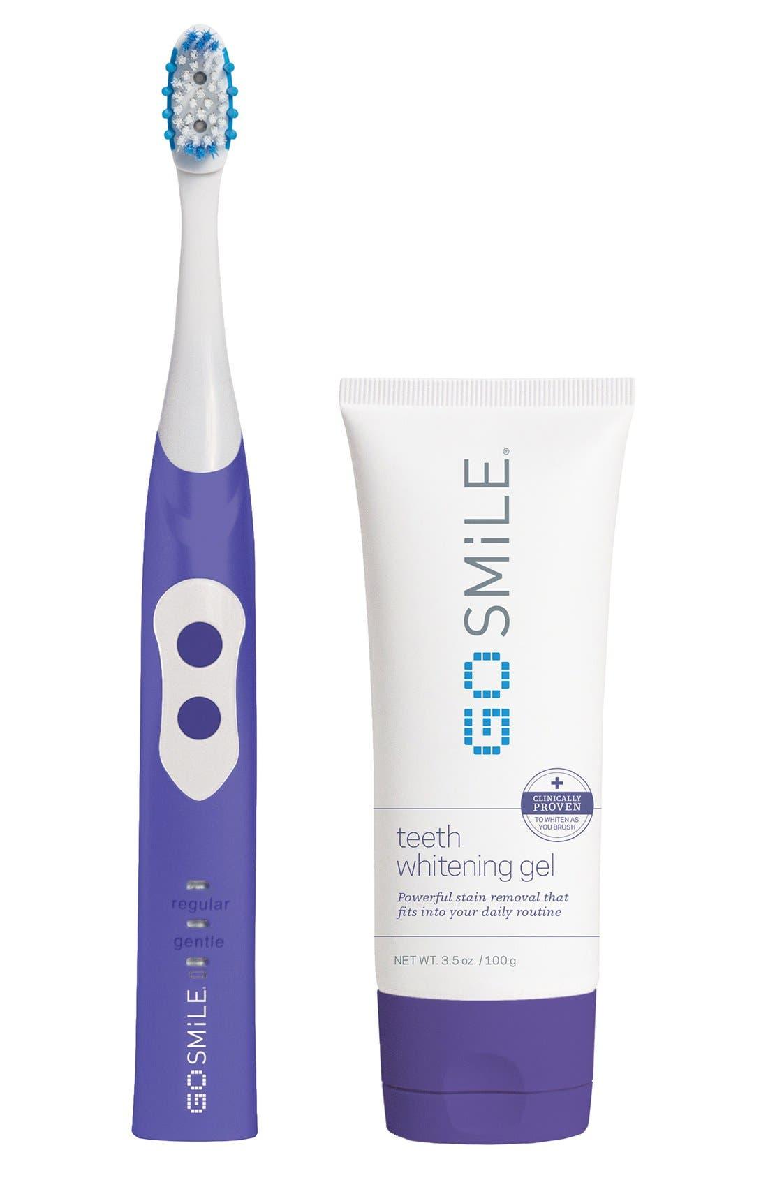 Alternate Image 5  - GO SMiLE® 'Sonic Blue' Teeth Whitening System