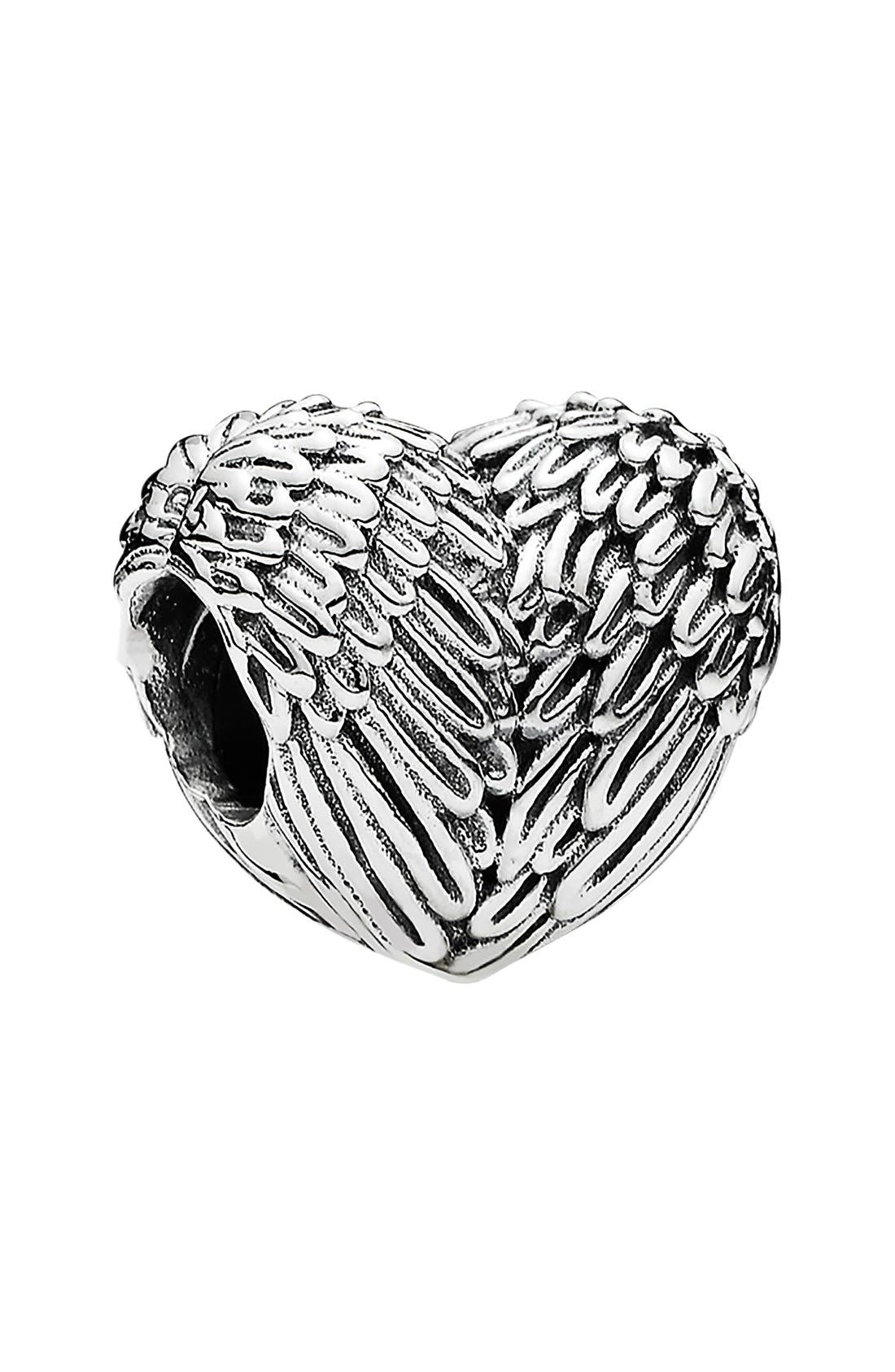 Alternate Image 1 Selected - PANDORA 'Angelic Feathers' Charm
