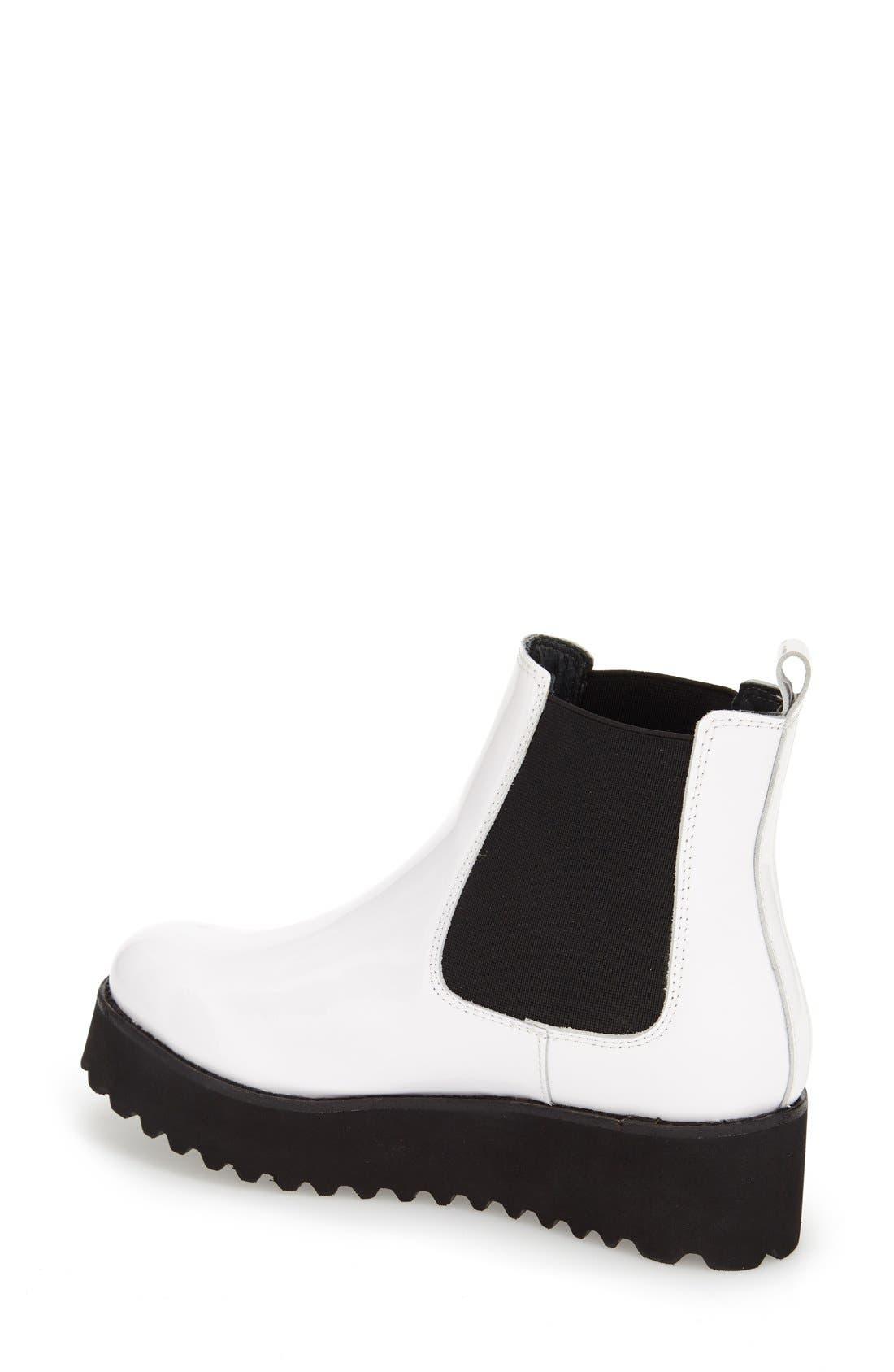 Alternate Image 2  - Jeffrey Campbell 'Zayden' Platform Chelsea Boot (Women)