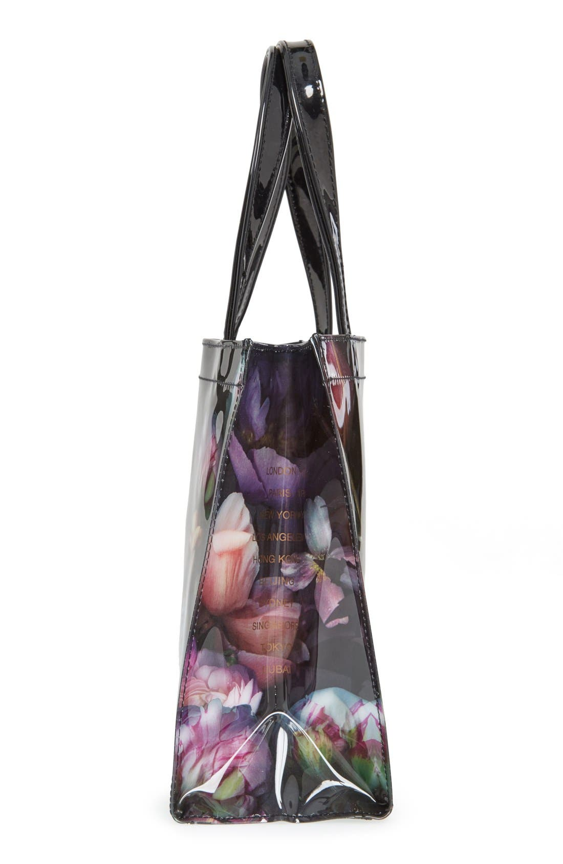 Alternate Image 5  - Ted Baker London 'Small Shadow Flora Icon' Tote