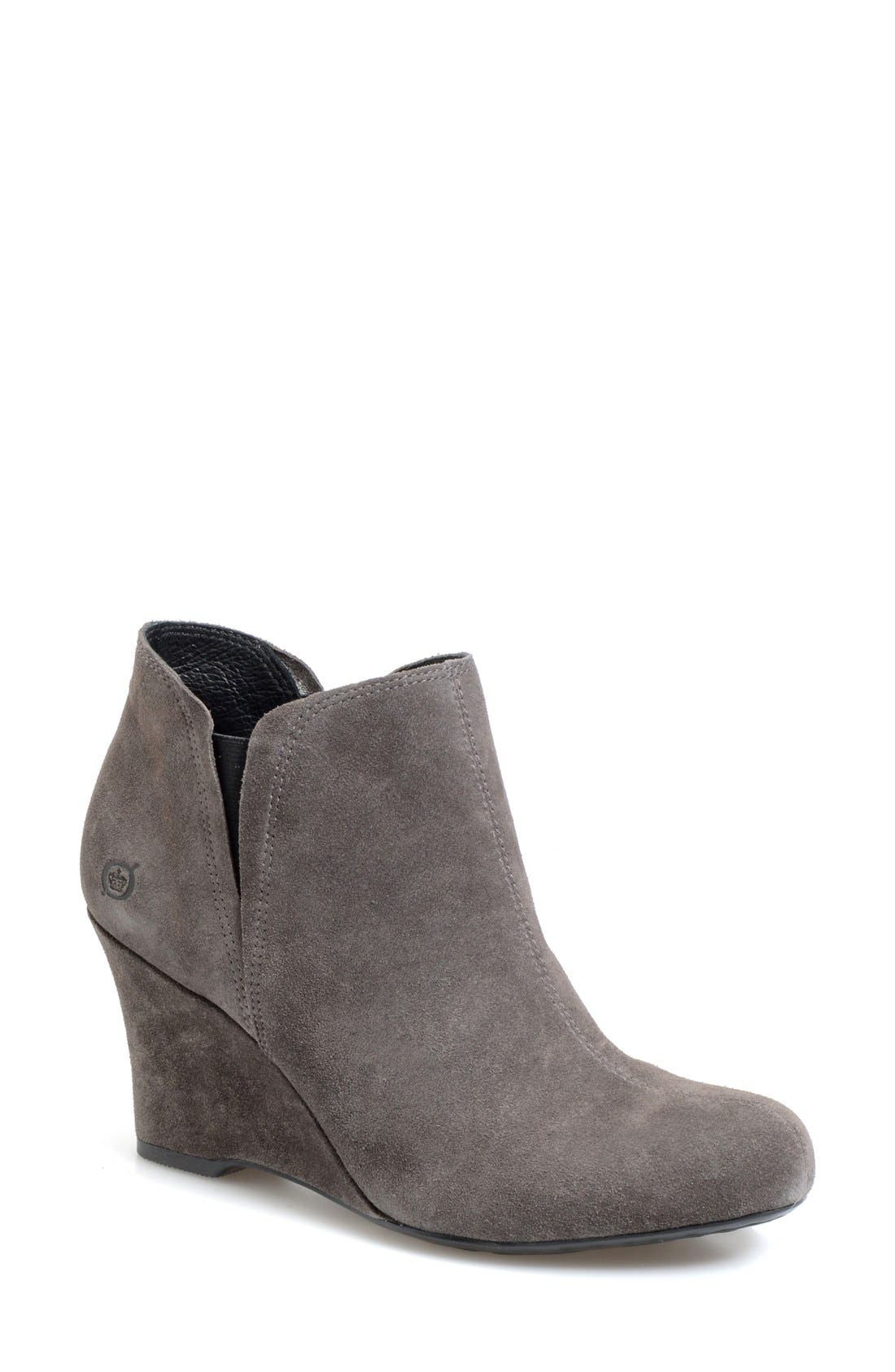 Alternate Image 1 Selected - Børn 'Faylan' Wedge Boot (Women)