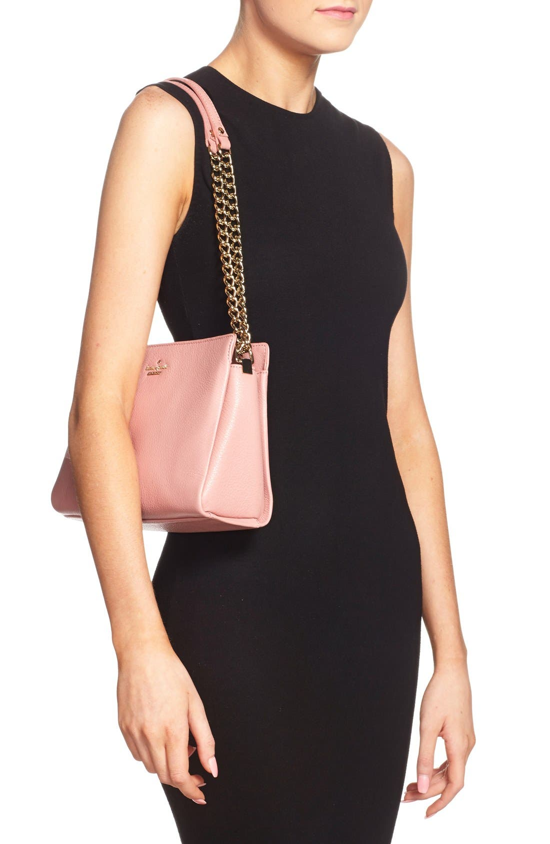 Alternate Image 2  - kate spade new york emerson place mini convertible phoebe leather shoulder bag