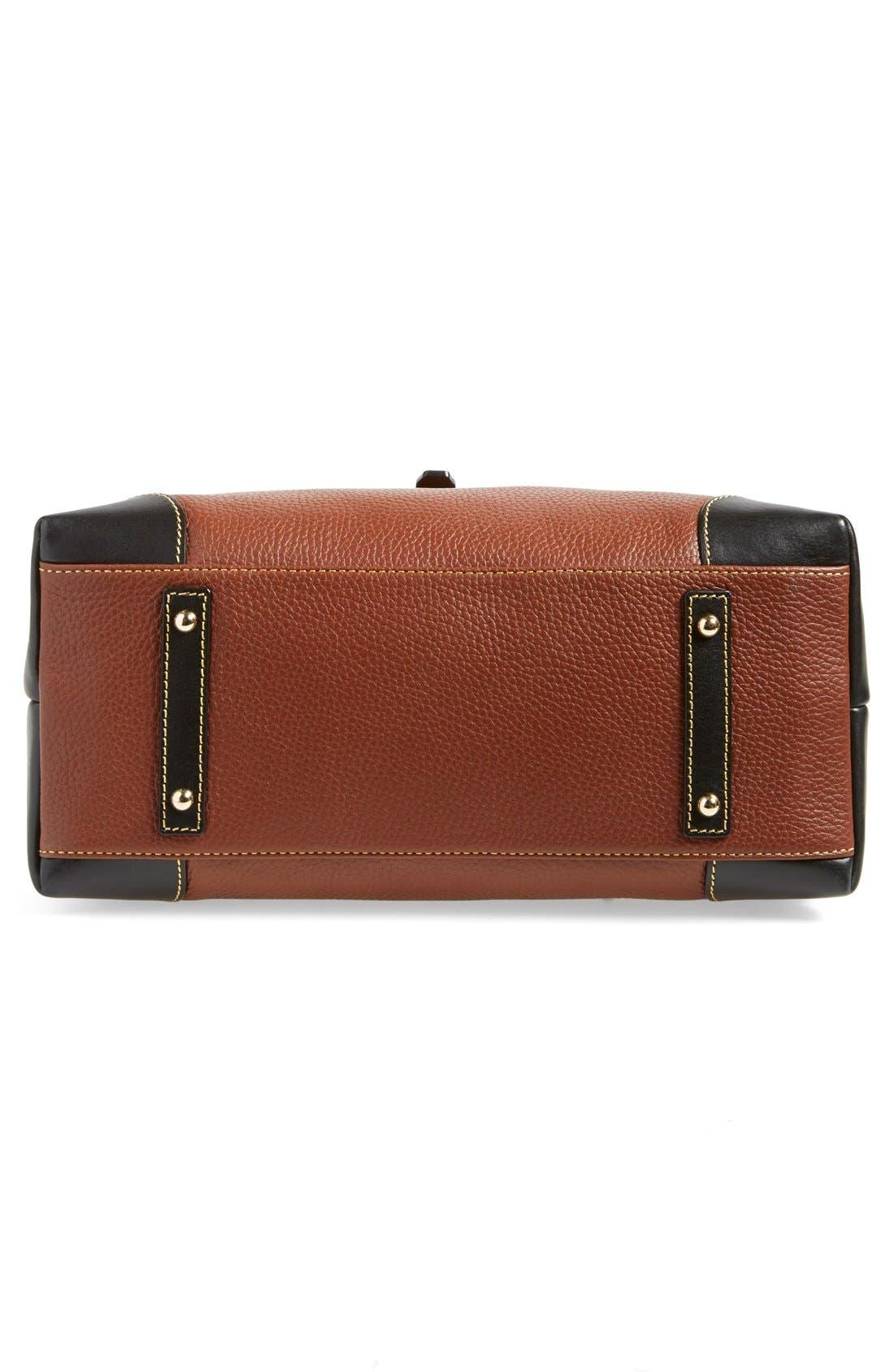 Alternate Image 6  - Dooney & Bourke 'Verona Large Elisa' Grained Leather Satchel