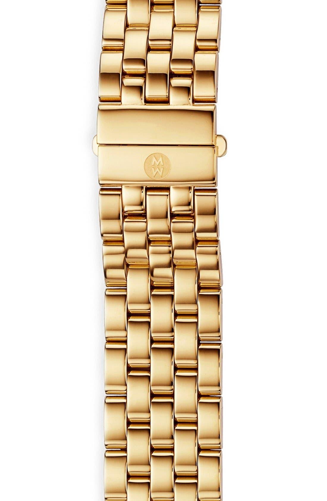 MICHELE Sport Sail 18mm Bracelet Watchband