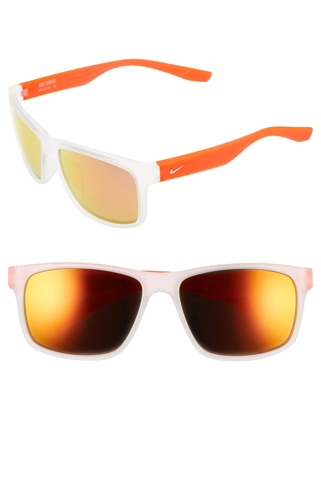 Alternate Image 1 Selected - Nike 'Cruiser R' 59mm Sunglasses