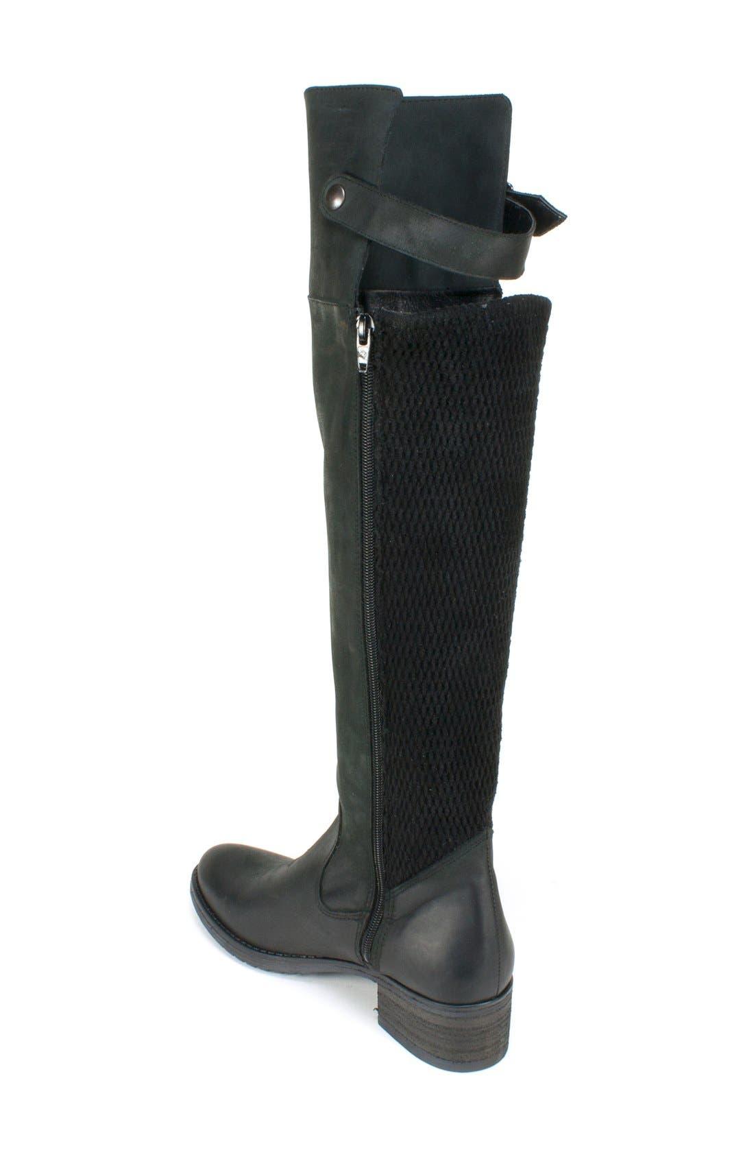 Alternate Image 4  - Summit 'Lizzie' Over the Knee Boot (Women)