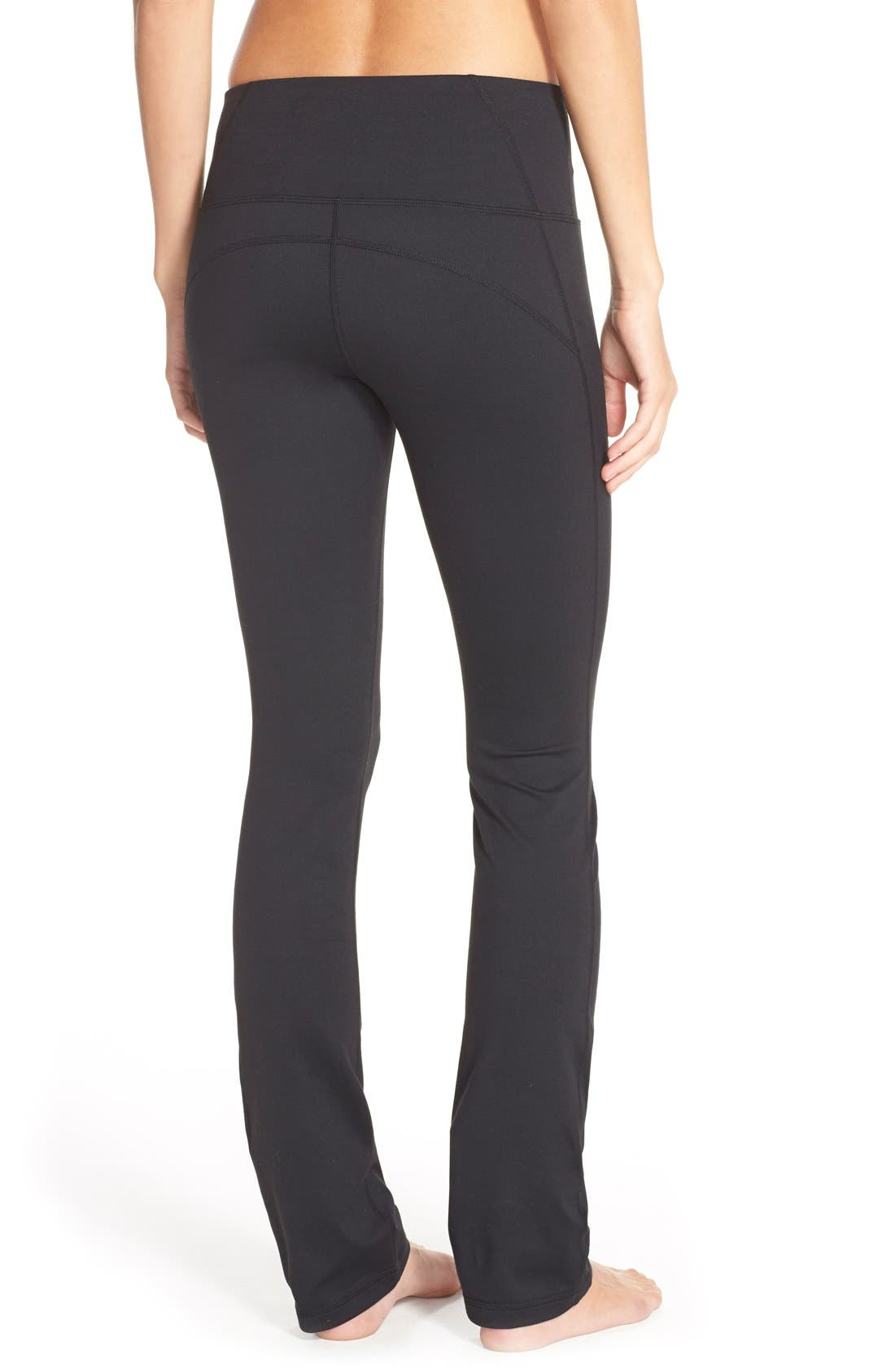 Alternate Image 2  - Zella 'Plank' Pants