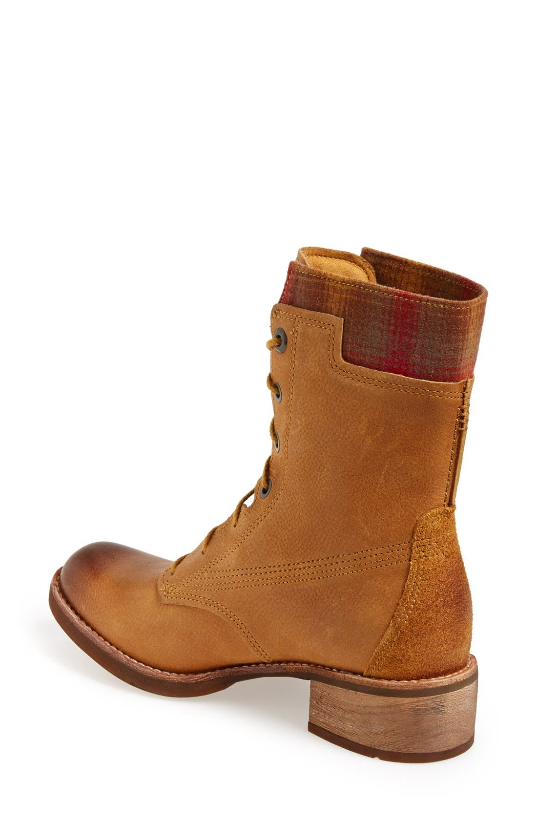 Alternate Image 2  - Timberland 'Whitermore' Mid Lace Up Boot (Women)
