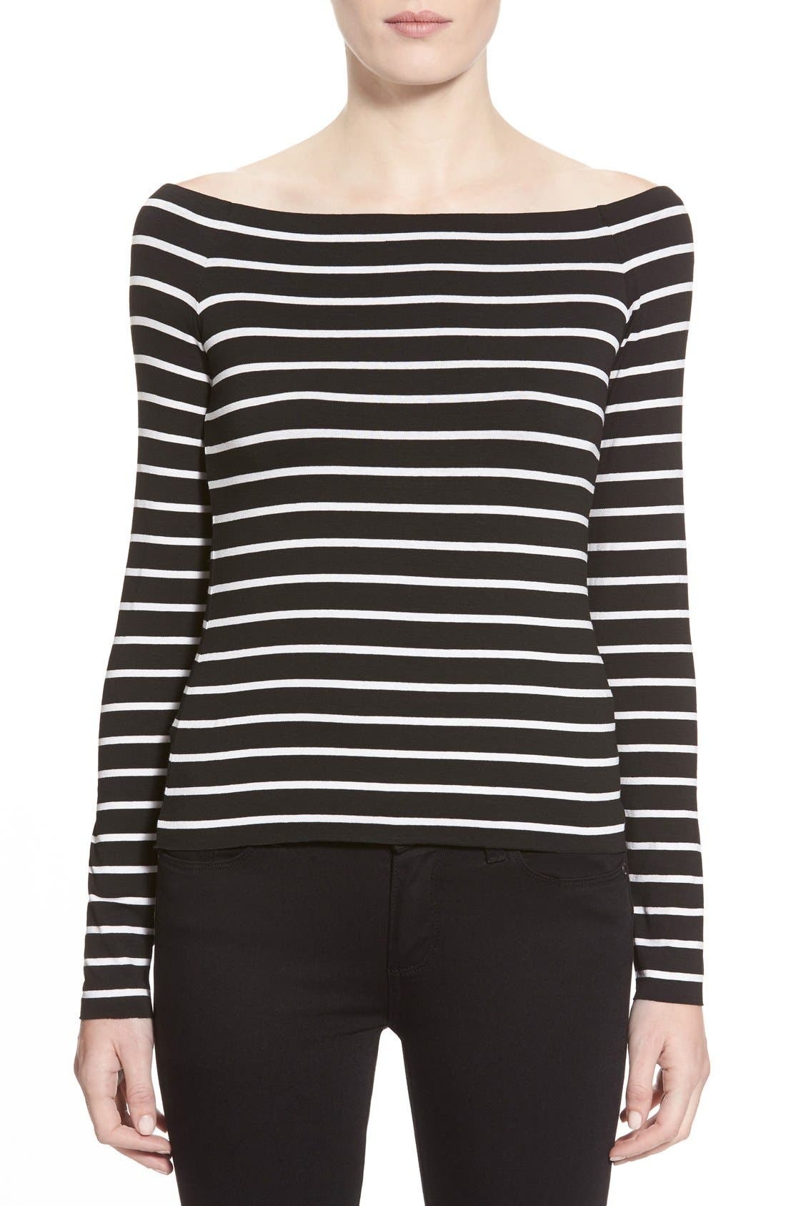 BAILEY 44 'Jacqueline' Stripe Top