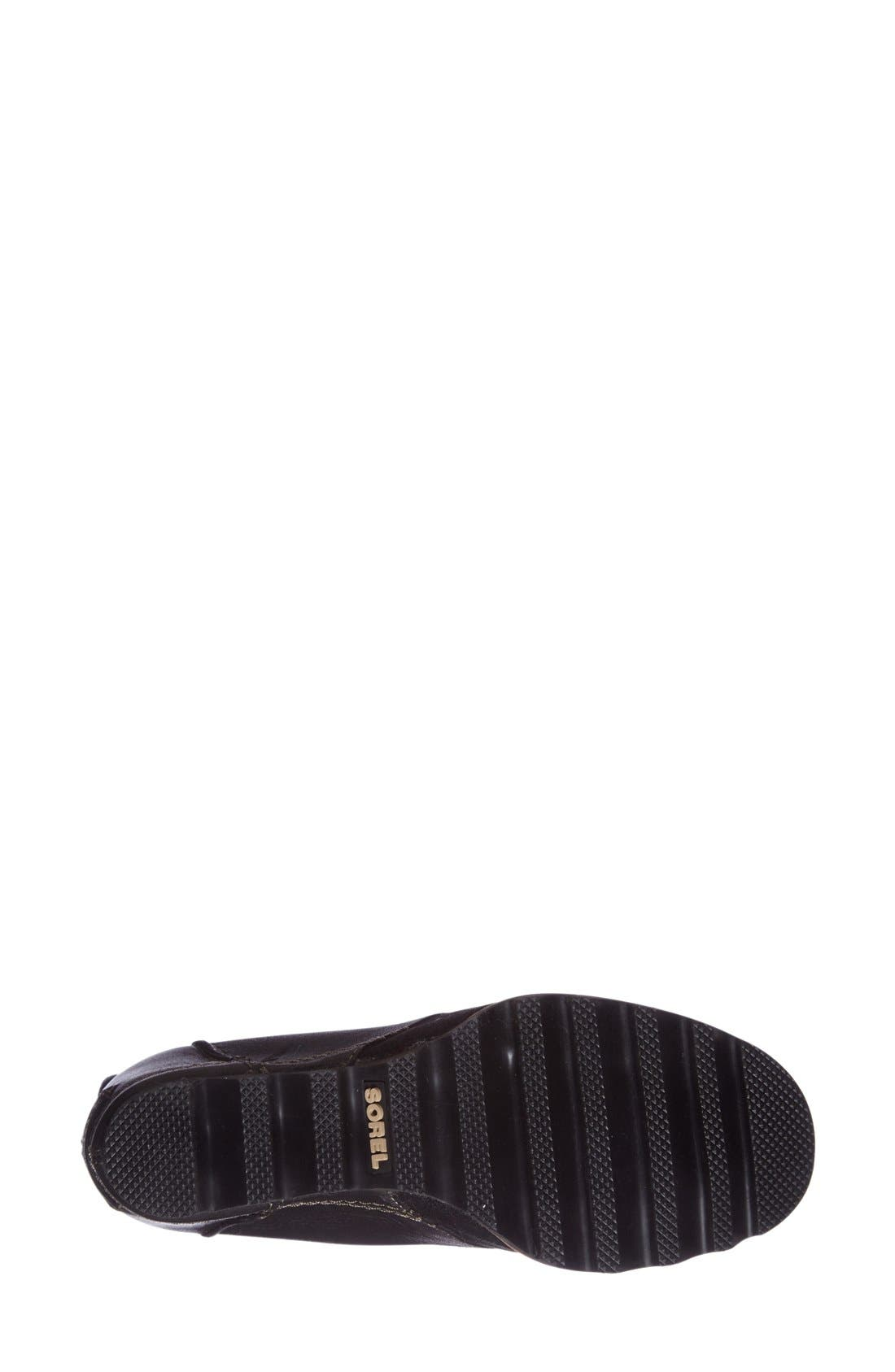 Alternate Image 4  - SOREL 'Cate the Great' Waterproof Wedge Boot (Women)