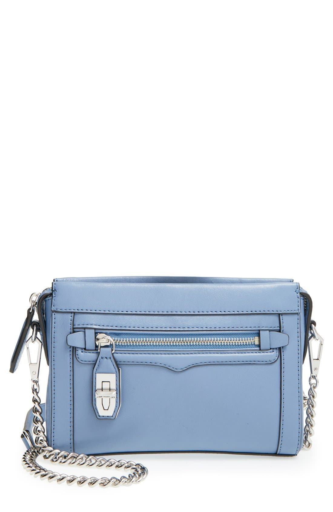 Alternate Image 1 Selected - Rebecca Minkoff 'Mini Crosby' Crossbody Bag